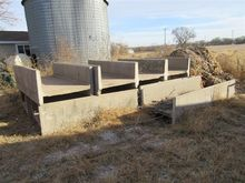 Concrete Feed Bunks