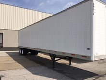 2005 Utility T/A Enclosed Trail