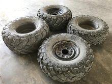 ATV Tires & Rims