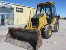 1999 Caterpillar 416C Loader Ba