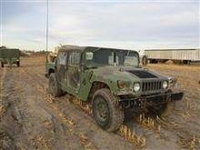 1987 am General M998 Humvee Arm