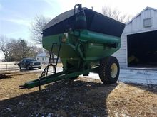 Uft 725 Grain Cart
