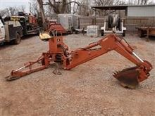 Ditch Witch A420 Backhoe Assemb