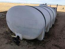 1635 Gallon Elliptical Leg Tank