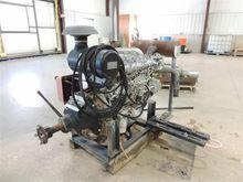 Isuzu 6BG1TA Power Unit With Am