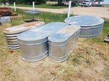 Galvanized Watering Tanks