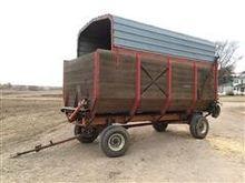 Roorda Silage Wagon