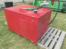 Shop Built Fuel Tank