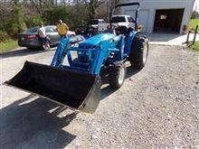2013 LS Mtron Ltd G3033 MFWD Tr