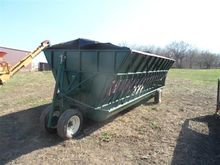 Hoffman Brothers Portable Hay F