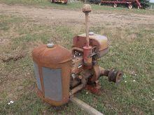 Continental Motor Mfg 4 Cylinde