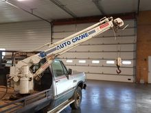 Auto Crane Truck Mounted Crane