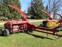 2011 New Holland FP230 Forage H