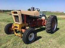 J.I, Case 1175 Agri King 2WD Tr