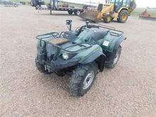 2009 Yamaha Grizzly 450 ATV