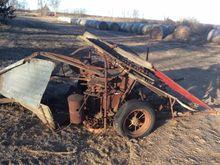 Antique Wheat Binder