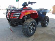2014 Arctic Cat 550 Limited EPS