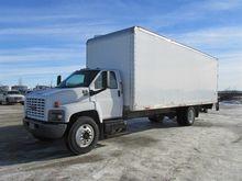 2003 GMC C7500 Box Truck