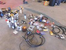 Shop Supplies & Vehicle Parts