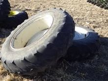 B F Goodrich 16.9R38 Tires w/Jo