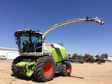 2011 Claas Jaguar 980 Forage Ha
