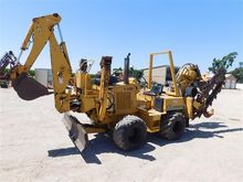 Vermeer V-4750 4x4 Trencher/Cab