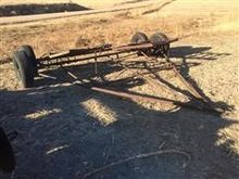Swather Transport Trailer