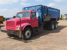 1999 International 4900 T/A Fee