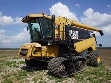 2001 CAT/Claas Lexion 475R Trac