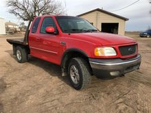 2002 Ford XLT F-150 Extended Ca