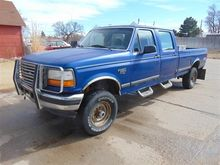 Used 1996 Ford F350X