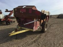 Schuler 120B Feeder Wagon