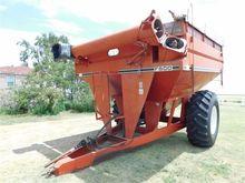 A&L F600 Grain Cart