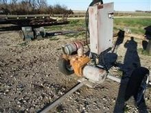Irrigation Pump w/Electric Moto