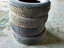 Firestone P185 X80R13 Tires