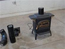Aladdin DV400S Vented Gas Firep