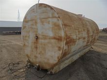 Used 3000 Gal Fuel T