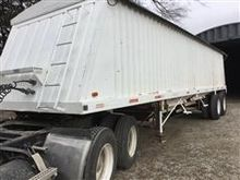 1996 DMF T/A Grain Trailer