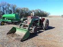 1964 Farmall 504 Row Crop Tract