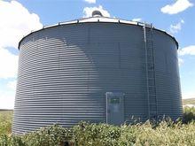 Grain Bank 36' Grain Bin