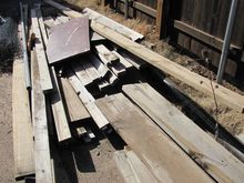 Wooden Pallets and Lumber