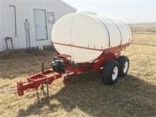 Ag Systems Ag111 Water Trailer