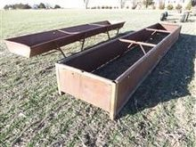 Steel Feed Bunks