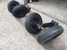 Hiniker 5 Bolt Gauge Wheels