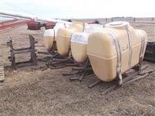 Demco 200 Gallon Fertilizer Tan
