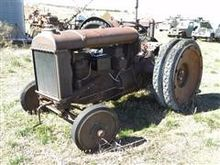 1918 Fordson 2WD Tractor
