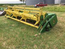 John Deere 215 Flex Head