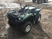 2012 Yamaha 550 Grizzly ATV