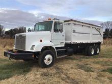 Used Grain Silage Trucks for sale  International equipment