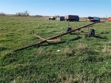 Used Pipe Trailer in